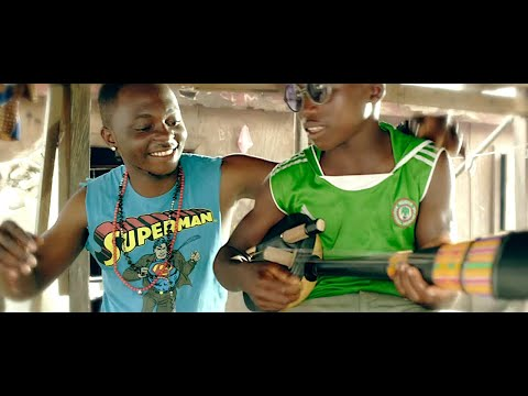 sweet like tombo by waconzy (official video) | world music | african | nigerian | slum | love song