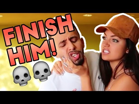 WHY DID SHE SLAP HIM?!?! ft. Inanna Sarkis, Anwar Jibawi & Lele Pons | Curtis Lepore Vlogs
