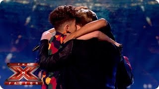Kingsland Road sing Try by Pink - Live Week 2 - The X Factor UK 2013