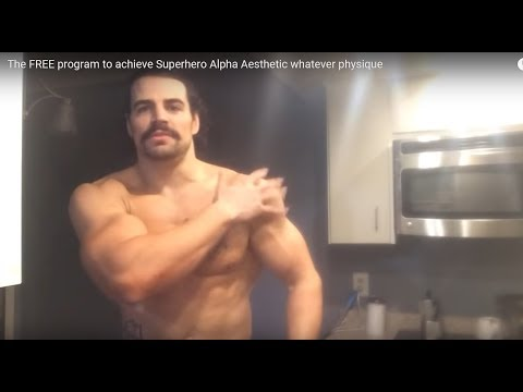 Eric Bugenhagen Says The Overhead Press Is The Secret To An Aesthetic Physique?!!