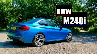 homepage tile video photo for 2020 BMW M240i Review: Do You Need An M2? - Inside Lane