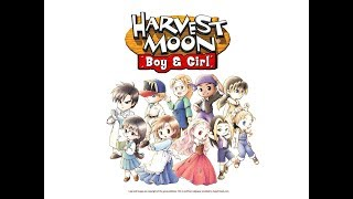 How To download & Play Game Harvest moon Boy & Girl