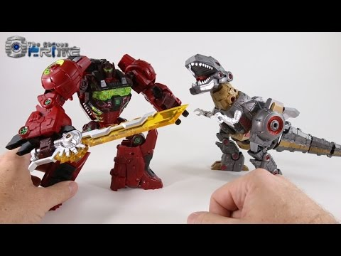 Planet X Hephaestus - Fireblast Fall of Cybertron Grimlock (Convention Exclusive) - Review