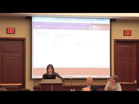 Presentation & Q&A on Open Government Initiatives