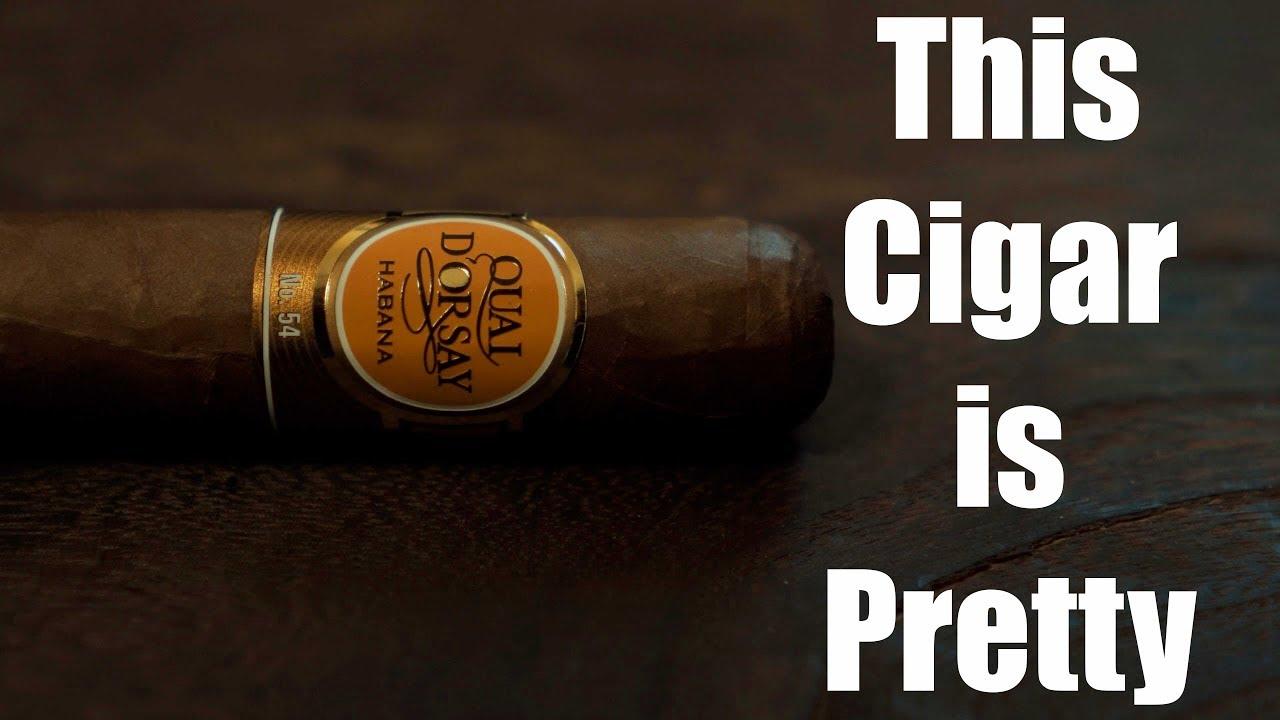 Download Quai d'Orsay No. 54 Cigar Review