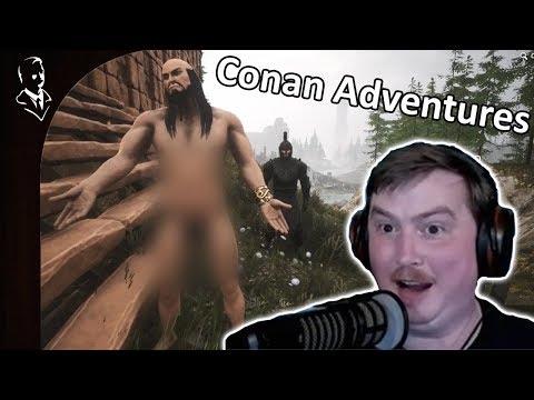 Conan Adventures - Classy Highlights #8