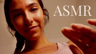 ASMR Helping You Fall Asleep (Personal attention, Ear brushi...