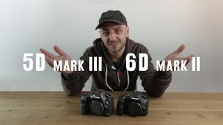 Canon 6D Mark ii VS 5D Mark iii — What spec ACTUALLY matters?