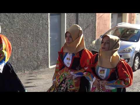 Orgosolo - Fly - Festa Beata Vergine Assunta 15 ago 2017