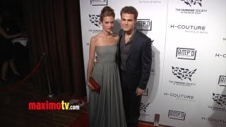 H-Couture 2012 with Paul Wesley, Torrey DeVitto, Christian Serratos, Arielle Kebbel