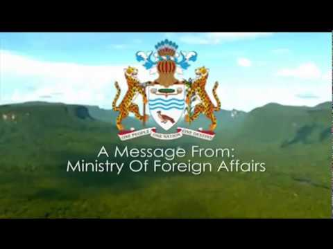 Ministry of Foreign Affairs Fact Compilation 1