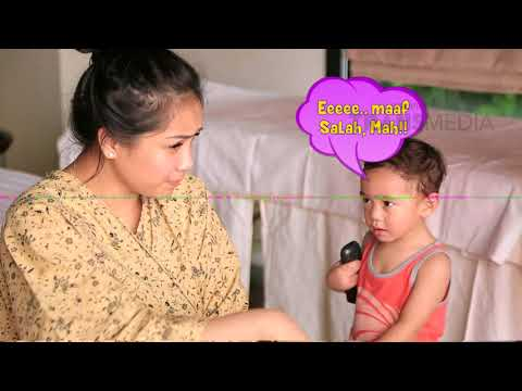 JANJI SUCI - Rafi Dan Gigi Honey Moon Lagi Di Bali (25/12/17) Part 2