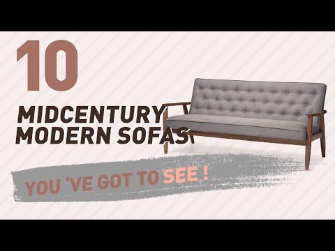 Midcentury Modern Sofas Collection // New & Popular 2017