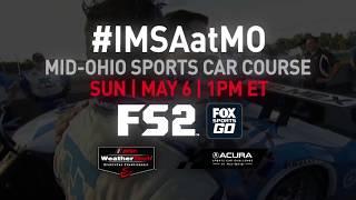A New Generation: IMSA Returns to Mid-Ohio