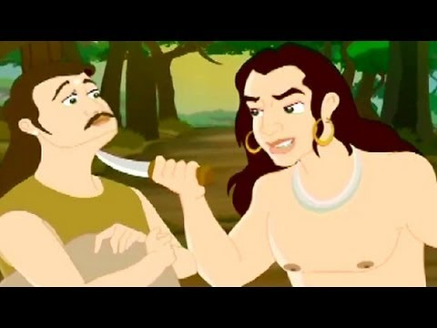Sage Valmiki - Animated Hindi Story 1/4