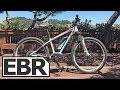 Focus Jarifa 27 Donna Video Review - $2.8k Ladies Cross Country Electric Mountain Bike, Bosch CX