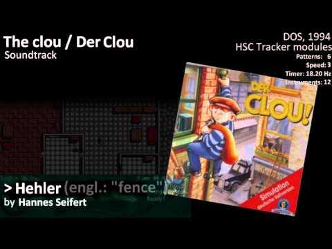 Der Clou / The Clou music - Hehler (Fence) (1994, DOS)