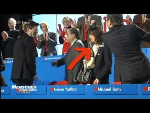 Menschen 2008 - Ereignisse in der Politik lustig ...