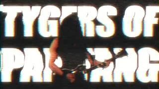 "Tygers Of Pan Tang - ""Only The Brave"" (Official Music Video)"