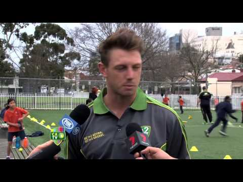 Pattinson talks about his injury rehab