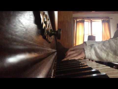 Warrior by Beth Crowley Piano Cover