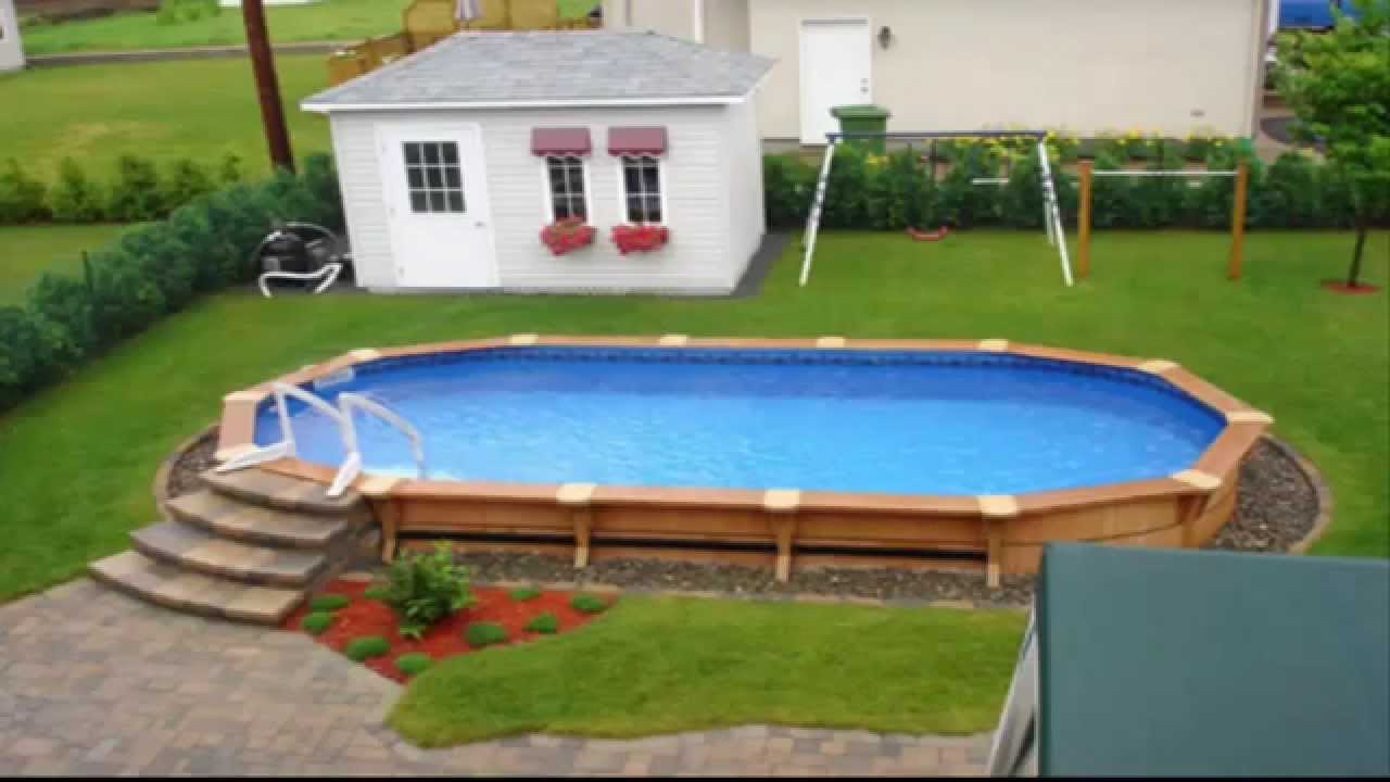 Types & Ease of Swimming Pool - YouTube