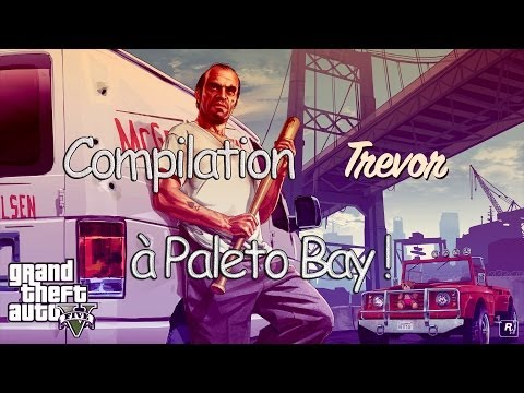 Compilation Fail,Fight,Troll sur GTA V by Wk