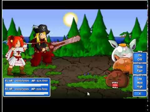 เกมส์y3และy8 เกมส์คู่หูผจญภัย1Epic Battle Fantasy 1 เกมมาใหม่