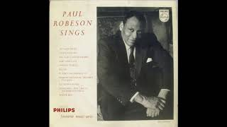 Watch Paul Robeson Water Boy video