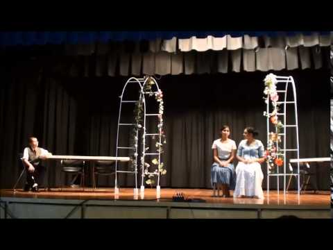 OUR TOWN ACT ONE (Thornton Wilder)