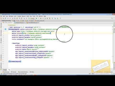 JSON Image Parsing (Android | Bangla)