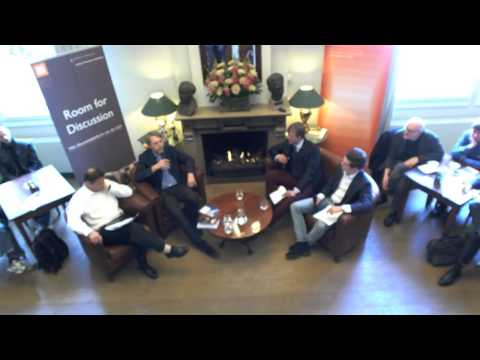 Room for Discussion presents: The Universal Basic Income with Guy Standing and Paul de Beer