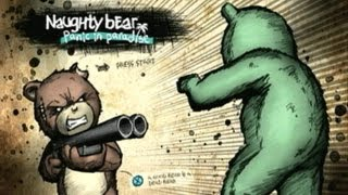 Naughty Bear: Panic in Paradise Xbox 360 Gameplay and First Impressions