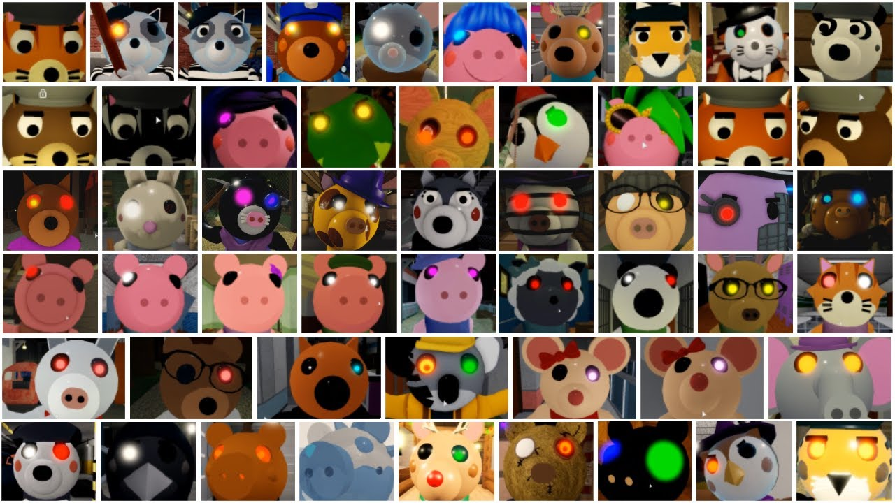 Download ROBLOX PIGGY 2 ALL JUMPSCARES