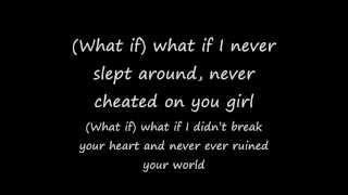 112 - What if [LYRICS]
