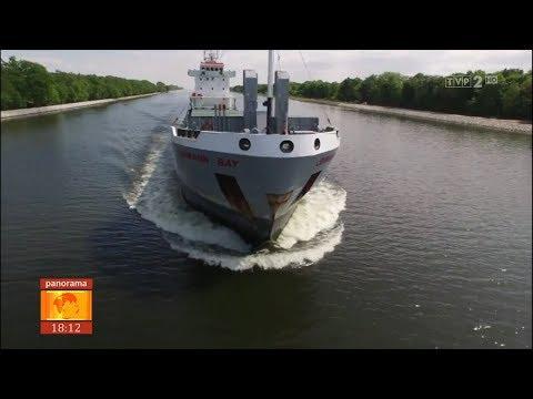 Polskie porty zaczynają odżywać. Pogłębianie toru wodnego do Szczecina - Niemcy niezadowoleni