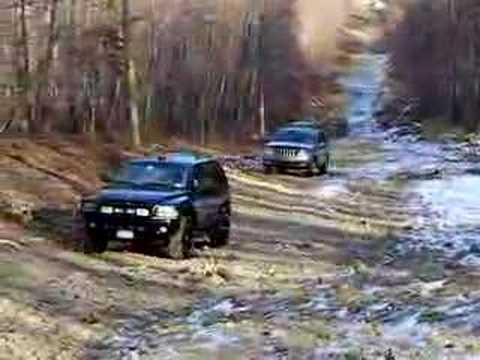 2000 Dodge Durango 4x4 Lifted Off Road Youtube