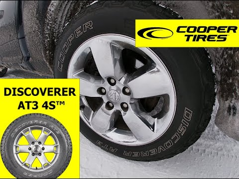 Cooper Discoverer AT3 4S  All Terrain Tire Thoughts/Review, RAM 1500 Ecodiesel