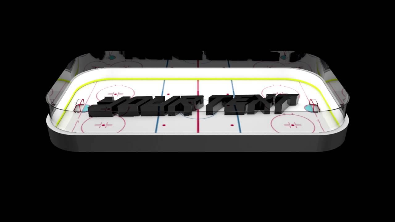 Template #9   NHL / Ice Hockey Intro (Cinema 4D)   YouTube  Hockey Templates Free