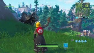 Fortnite Battle Royale-How to Bugar the costume awarded in Crooked Town and take it to the map