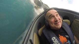 Andy's Hydro Attack ride