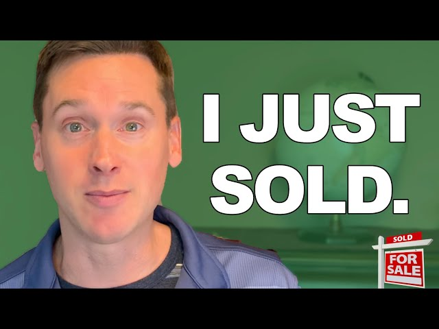 Why I Sold This Profitable Apartment Building