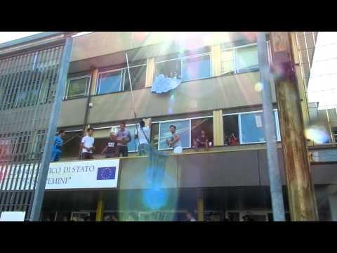 Ultimo giorno di scuola Liceo Scientifico G.Salvemini 2012