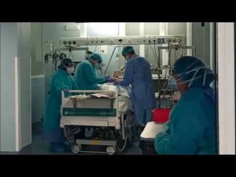 Primer paciente #extubado en el Hospital 🏥 #Clínico San Carlos de Madrid.