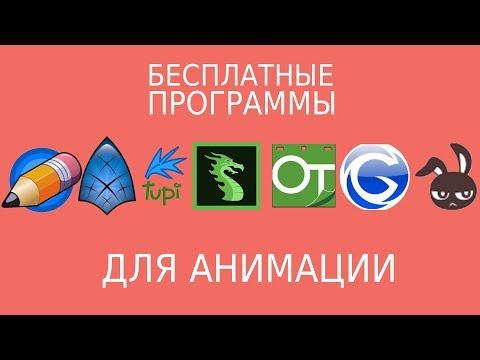 7 бесплатных программ для анимации