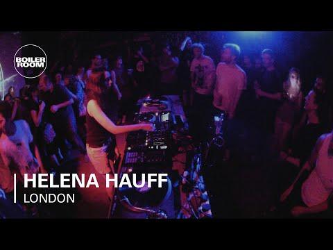 Helena Hauff Boiler Room DJ Set