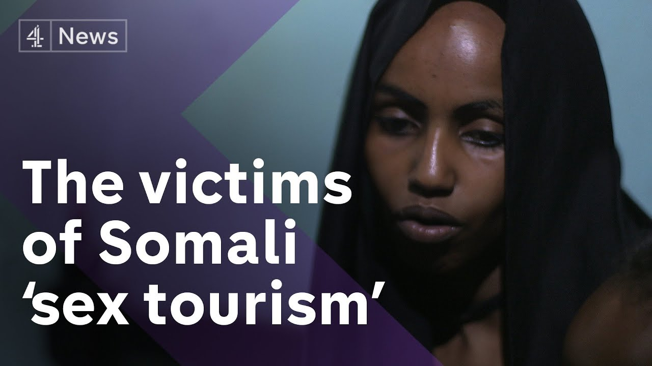 Sex tourists' duping Somali virgins into marriage - YouTube