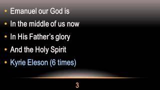 O King of Peace (English)