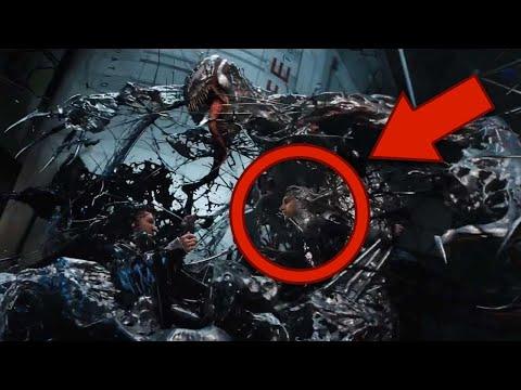 Venom Trailer Breakdown: Explaining the New Symbiote Venom is Fighting