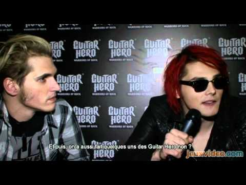 my-chemical-romance-on-guitar-hero-and-their-favorite-games